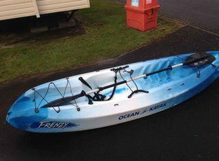 Kayak Frenzy Ocean (negociable)