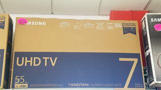¡Oferta! Tv Samsung UDH 4K 55