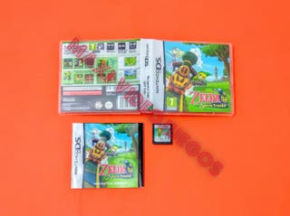 Zelda: Spirit Tracks / Nintendo DS