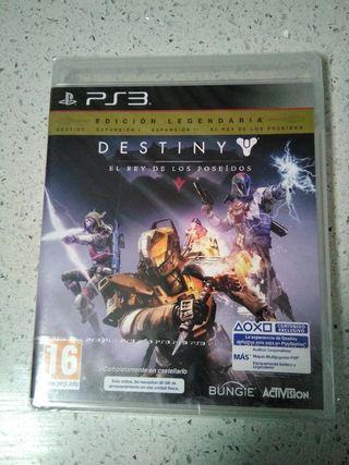 Juego Playstation 3 Destiny.