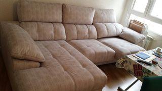 6df164cfd14 Sofá chaise long de segunda mano en la provincia de Valladolid en ...