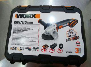 Amoladora Worx WX800