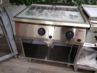 Fry top a gas plancha modular hostelería oferta