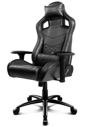Silla negra de escritorio / silla gaming