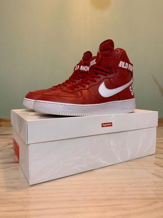 Nike Air Force 1 High x Supreme