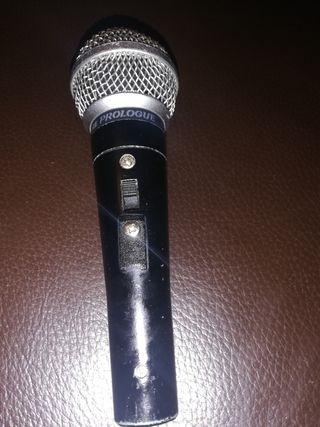 Micrófono dinámic shure prologue 14L