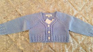 Rebeca chaqueta bebé dulces de 6 a 12 meses