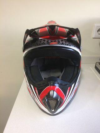 Casco Moto/motocross/Enduro