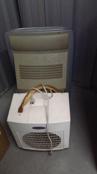 aire acondicionado portatil Carrier