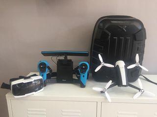 Dron bebop 2, Skycontroller, maleta, etc..