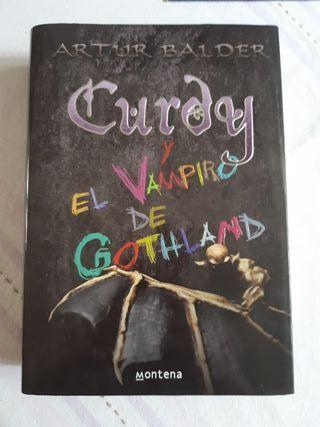 Curdy y el Vampiro de Gothland