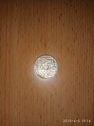 Monedas 50 céntimos,1949/54