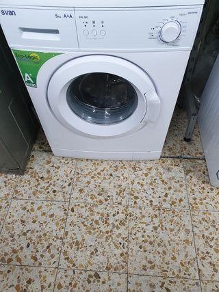 oferta lavadoras nuevas 160€ con peqenea golpe