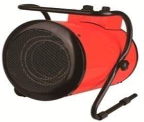 Calefactor eléctrico Cañon
