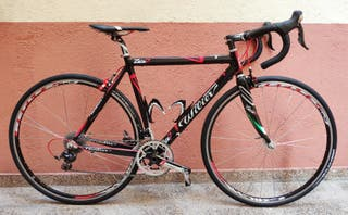REBAJADO! Bicicleta Wilier Triestina