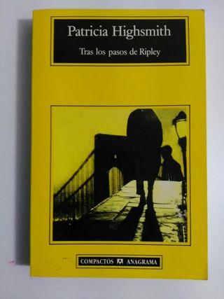 Tras los pasos de Ripley. Patricia Highsmith