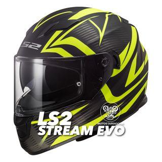 Casco LS2 Stream Evo FF320