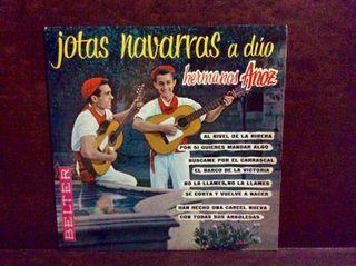 Vinilos Jotas Navarras