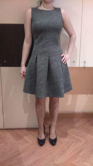 cbd19ab9de Vestido estilo Velvet de segunda mano en WALLAPOP