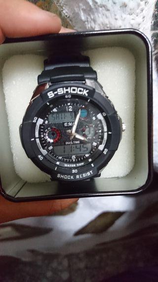 Reloj marca s-shock