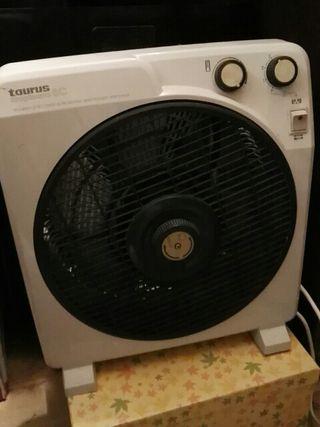 calefactor ventilador