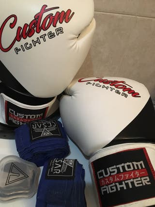 Equipo Boxeo Custom Fighter