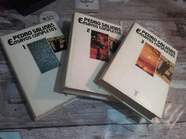 PEDRO SALINAS ensayos completos