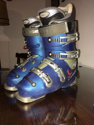 Botas esquí LANGE 100 talla 40