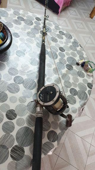 okuna pesca deportiva