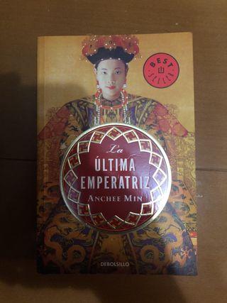 Libro la última emperatriz