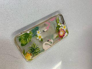 Funda protector silicona movil iphone 8