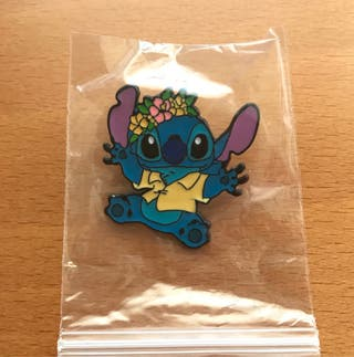 Pin Stitch Hawaiano (Disney)
