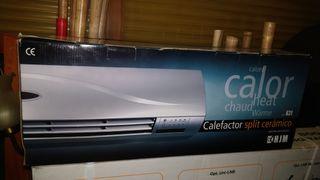 Calefactor/ventilador NUEVO