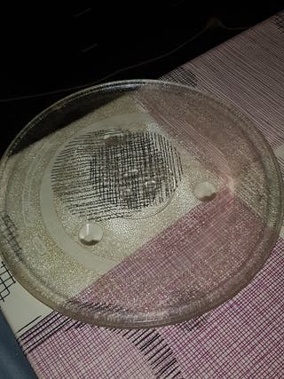 plato microondas grande