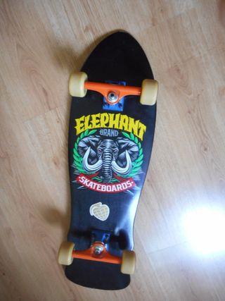 MONOPATIN SKATE NEW OLD SCHOOL ELEPHANT VALLELY S8