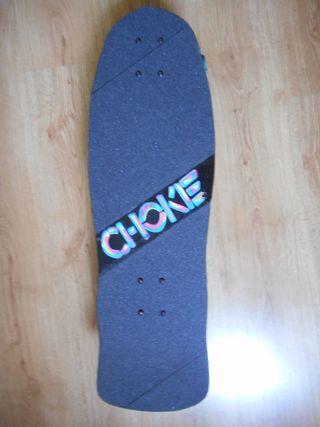 MONOPATIN CHOKE OLD SCHOOL CUSTOM CRUISER SKATE Mo