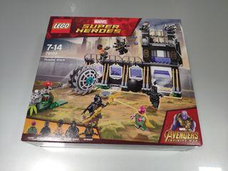Lego marvel super héroes 76103 sellado