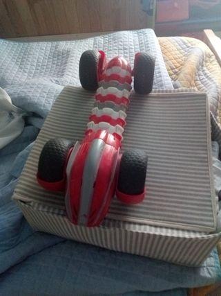 coche serpiente