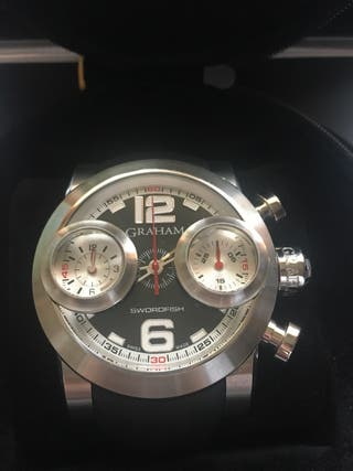 53e83e6b9d5a Reloj Graham de segunda mano en WALLAPOP