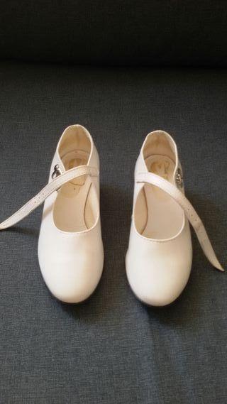 Zapatos de flamenca talla 29