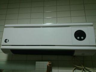 calefactor pared