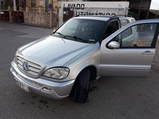 Mercedes-Benz ml270 2002
