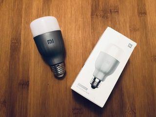 Mi Led Smart Bulb (bombilla inteligente Xiaomi)