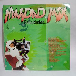 Disco LP Navidad Mix