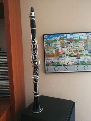 Clarinete siB Jean Martin. Paris.