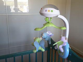 móvil para cuna bebe.