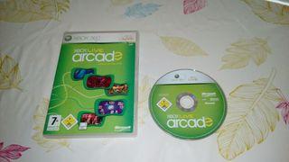 Live Arcade XBOX 360