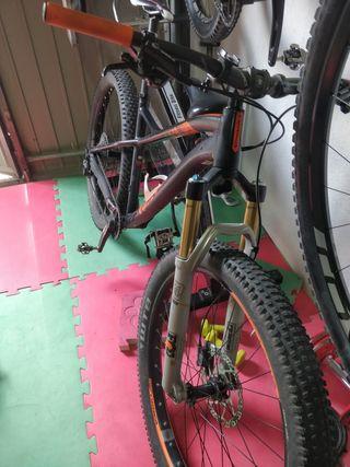 MTB bici Orbea Loki LTD 27'5+ plus