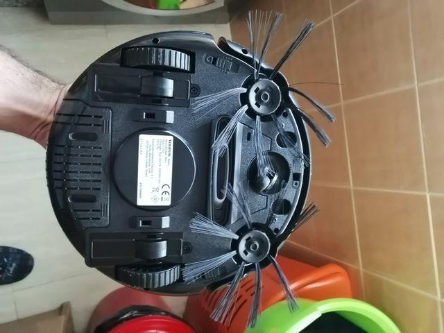 robot aspirador taurus mini stricker