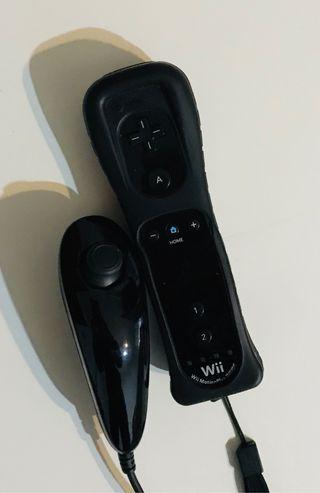 Wii Motion Plus + Nunchuck
